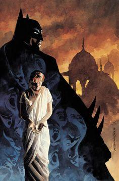 Batman: Absolution HC by Brian Ashmore