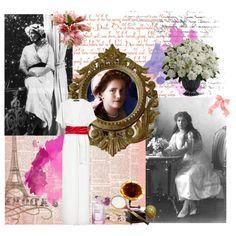 Grand Duchess Maria Nikolaevna Romanov of Russia, was the third daughter of Tsar Nicholas II
