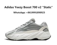 f8cb25035659f New yeezy v2 Release. Adidas Yeezy Boost 700 v2