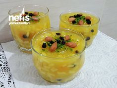 Food And Drink, Pudding, Fruit, Kitchen, Desserts, Hummus, Tailgate Desserts, Cooking, Deserts