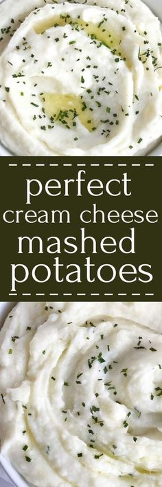 These are perfect cream cheese mashed potatoes. Only a few simple ingredients for creamy, smooth, and mashed potatoes that are full of flavor. A great side dish for Thanksgiving, dinner, or any special Holiday dinner   togetherasfamily.com #thanksgiving #recipe #mashedpotatoes