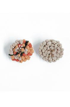 Berries Brooch ~ Akira Isogawa