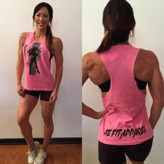 """""""IFBB PRO TARA RAMOS WEARING OUR NEW LINE FROM BE FIT APPAREL, find them on www.befitapparel.com under BE FIT BRAND! Use code TARA10 for 10% off!!…"""""""