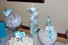 Breakfast at Tiffany theme