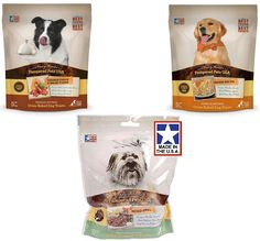 Pampered Pet Treats Variety Pack of 3, 1- Cheddar Cheese and Bacon ,1- Mixed Grill , and 1-Chicken Pot Pie - 8oz Each => New and awesome dog product awaits you, Read it now  : Dog treats