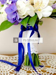 Bukiet ślubny www.floralia.pl