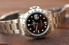 rolex explorer 2  16550  will be my last and only watch so underrated