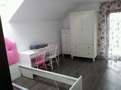 Girly bedroom update