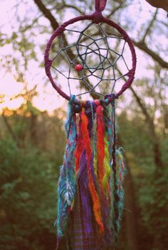 The Gypsy Jewel Dream Catcher by Run2theWild on Etsy, $35.00