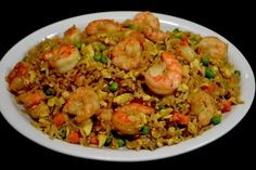 ¿Has probado este rico arroz frito cubano? Rice Recipes, Asian Recipes, Mexican Food Recipes, Cooking Recipes, Healthy Recipes, Ethnic Recipes, Boricua Recipes, Cuban Dishes, Shrimp Dishes