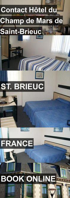 Hotel Contact Hôtel du Champ de Mars de Saint-Brieuc in St. Brieuc, France. For more information, photos, reviews and best prices please follow the link. #France #St.Brieuc #ContactHôtelduChampdeMarsdeSaint-Brieuc #hotel #travel #vacation