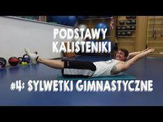 Sylwetki gimnastyczne - Sposób na silny i wyrzeźbiony brzuch