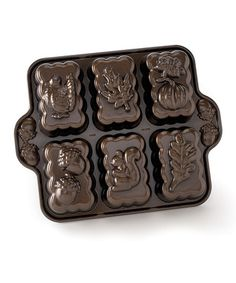 Another great find on #zulily! Harvest Mini Loaf Pan #zulilyfinds