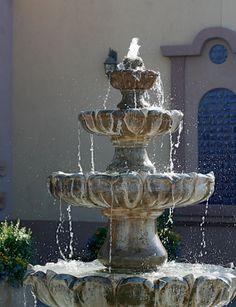 Fountain at Rancho Clubhouse Sahuarita Arizona, Green Valley, Fountain, Scene, Places, Outdoor Decor, Travel, Ranch, Viajes