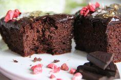 Najlepší perník bez cukru a bez múky - Nie som z cukru Sponge Cake, Great Recipes, Brownies, Low Carb, Healthy, Sweet, Desserts, Food, Cakes