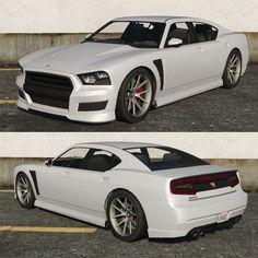 Best Cars to Customize in GTA 5 Online Bravado Buffalo S