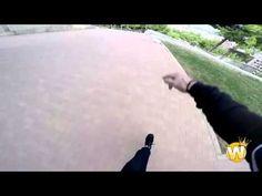 간지나는 파쿠르 고수들 - YouTube