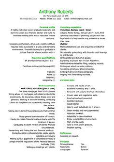 customer services representative resume