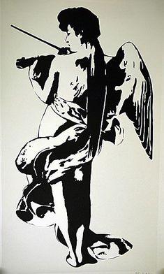 Blek le Rat at the Ministry of Walls collection #streetart #urbanart #stencil #mowcollection #ministryofwalls #duesseldorf #cologne #berlin #miami #happy #art #artinvest #kunst #strassenkunst #invest https://www.ministryofwalls.com/produkt-kategorie/blek-le-rat/