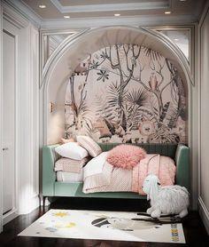 Girl Bedroom Designs, Girls Bedroom, Bedrooms, Bedroom Bed, Cheap Home Decor, Home Decor Accessories, Girl Room, Diy Bedroom Decor, House Design