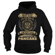 PANCAKE T-Shirts, Hoodies. Get It Now ==> https://www.sunfrog.com/Names/PANCAKE-Last-Name-Surname-T-Shirt-Black-Hoodie.html?41382