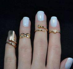 Fingertip rings