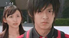 Resultado de imagen de tokumei sentai go-busters hiromu