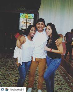 #Repost @ibrahams84 En Nuevo Circo Bailando Un Rato #salsacasino con las amigas @azff1989ii y Dayana... #relax #salsacasinovenezuela #nuevocirco
