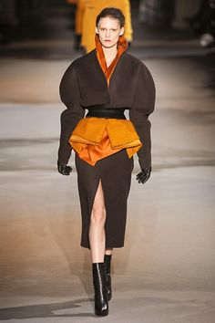 Haider Ackermann »  Fall 2012 RTW »