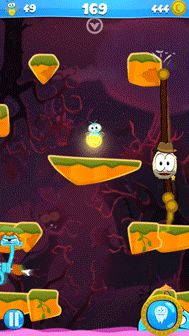 No climb is too scary for the fearless Sheriff in #Clumzee – not even the Spooky world! #EndlessClimber
