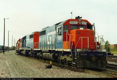 RailPictures.Net Photo: GTW 5901 Grand Trunk Western EMD SD40 at Melrose Park, Illinois by Joel Hinkhouse