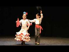 """Concurso de sevillanas 2011 Estela del Mar Rubio (1º premio) - YouTube """"if little kids can do it, maybe I could learn."""""""