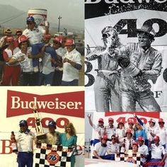 1983. RCR & Ricky Rudd's 1st cup win at Riverside.