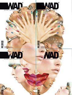 Covers  WAD magazine