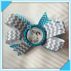 Star Wars Bow on Etsy, $7.00