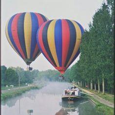 Canel balloons #franceballons