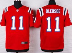 81fe72825d2 Men s Nike NFL New England Patriots  12 Tom Brady Red Elite Jersey Patriots  Fans