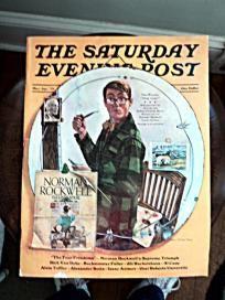 The Saturday Evening Post 1973 $5.00