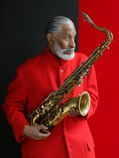 Sonny Rollins. I used to go to a club in Paterson NJ...Gullivers. Late 70s early 80s. Sonny Rollins played a lot along with etta jones, houston person, Zoot Sims, bucky pizzarelli and more. I got all their autographs on gullivers bar menus. :) A guy named Amos owned it... had a limp...a really sweet-heart and jazzy guy.
