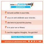 From Fat to Finish Line Manifesto