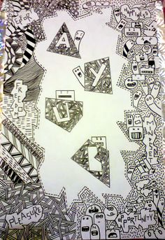 #try #doodleart #art #indonesia #hangout