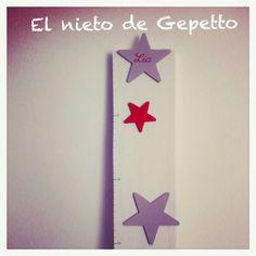 Medidor estrellas #elnietodeGepetto