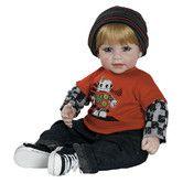Found it at Wayfair - Mr. Roboto Baby Doll