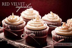 red velvet cupcakes <3