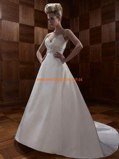 Schicke Ausgefallene Hochzeitskleider aus Taft