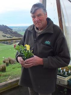 Gillian Vine meets a nurseryman who says specialisation keeps his business alive. Alpine Plants, Something Special