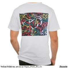 VeGa$ FrE$h tm. art co. T-shirt