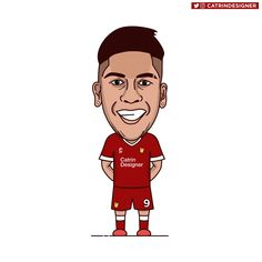 Liverpool Fc Badge, Liverpool Fc Champions League, Thing 1, Neymar Jr, People Art, Football Players, Caricature, Spiderman, Funny Soccer