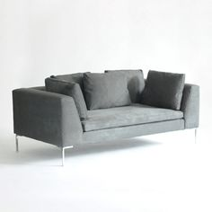 hudson gray sofa  taylor creative inc