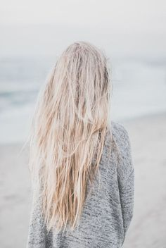 platinum blonde tumblr grunge